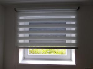 na okno roleta den/noc neboli zebra