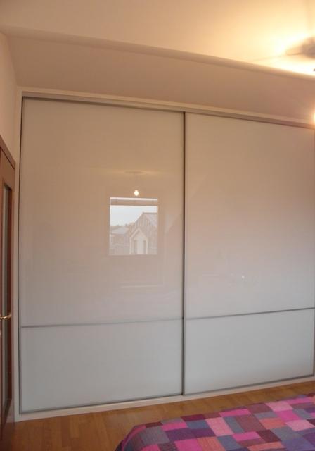 Pracovna, vestavěné skříně - Obrázek č. 232