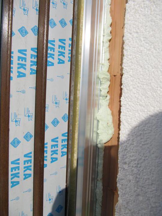 Stavba domu - 7.2.2011 lišty na venkovní rolety