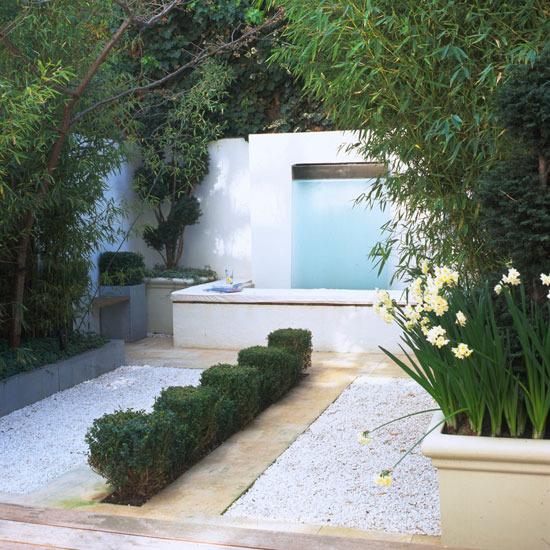 Zahrada - relaxacni cast