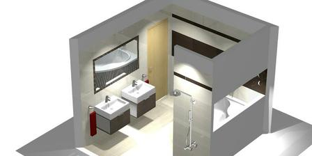 finální návrh horní koupelna