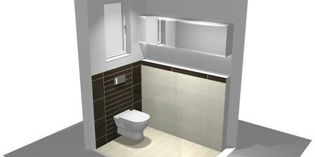 finální návrh horní wc