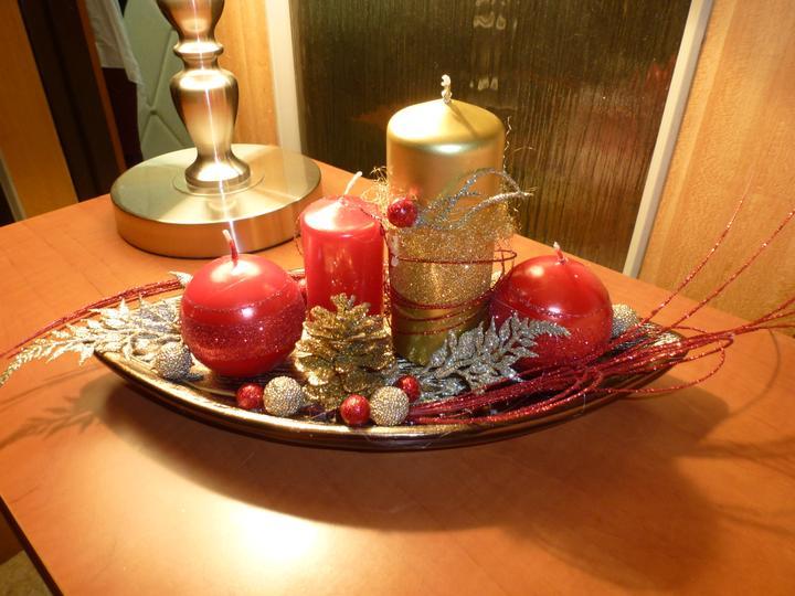 Moje vianočné tvorenie ;) - Obrázok č. 8