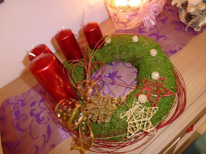 Moje vianočné tvorenie ;) - Obrázok č. 18
