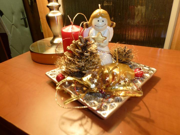 Moje vianočné tvorenie ;) - Obrázok č. 20