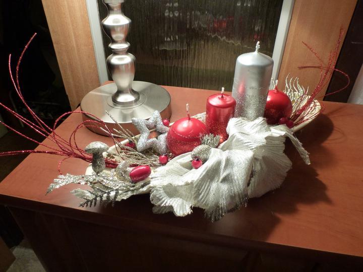 Moje vianočné tvorenie ;) - Obrázok č. 24