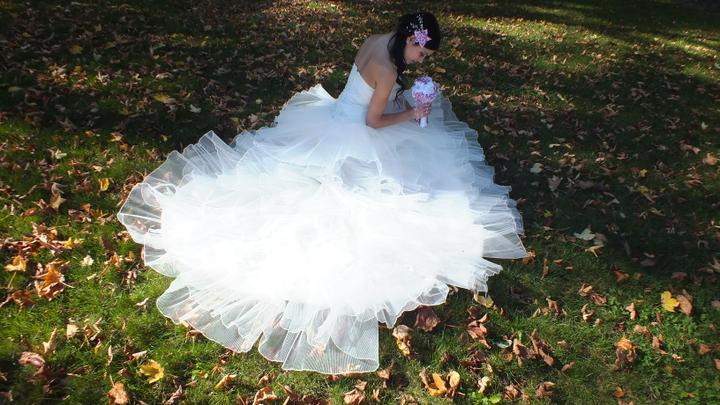 Aj svadobnéé už predávam ;)