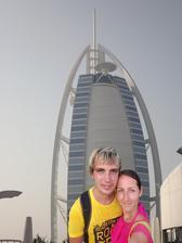 Naša svadobná cesta v Dubaji