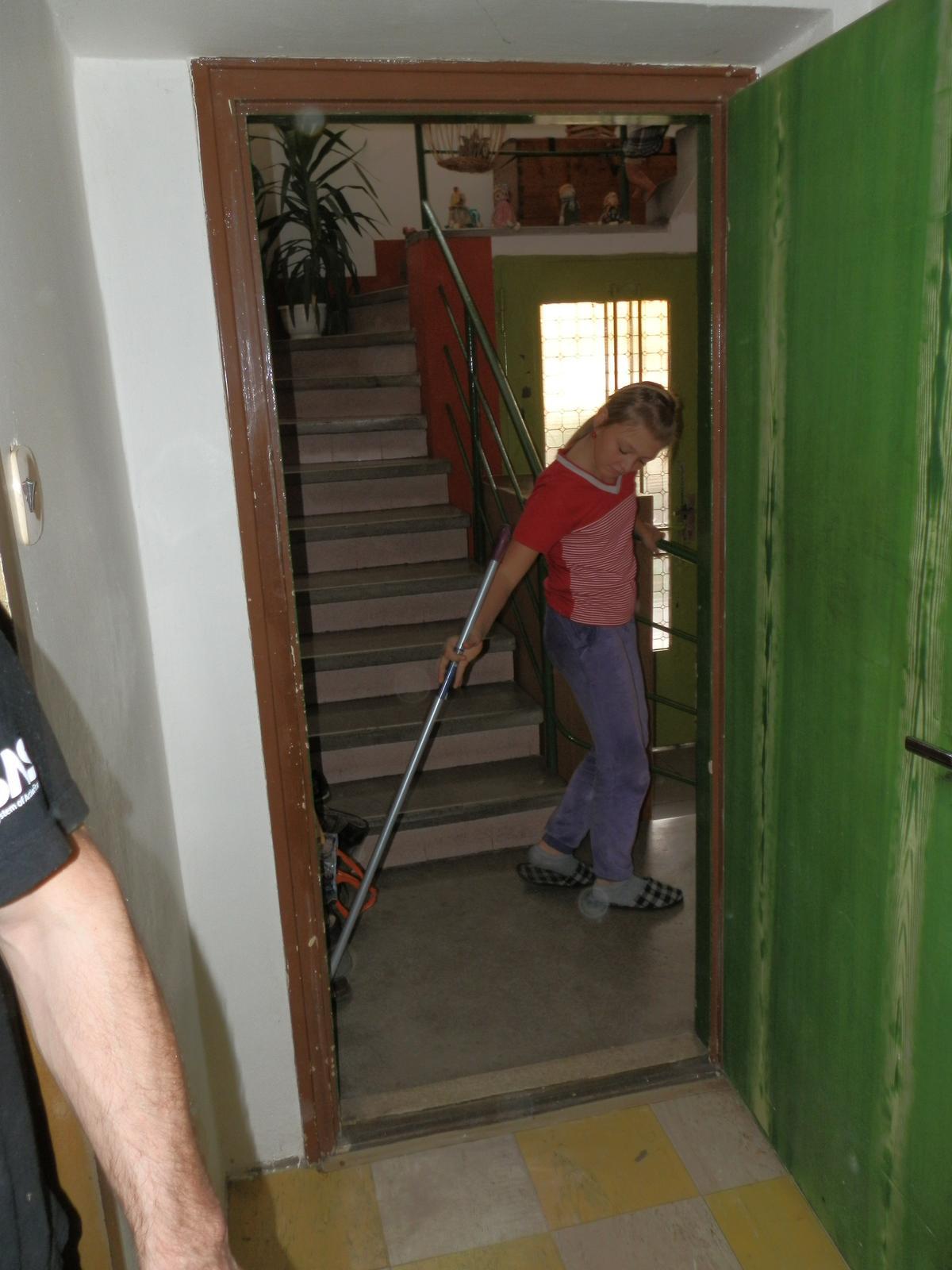 Náš byt v domě- rekonstrukce - Obrázek č. 11