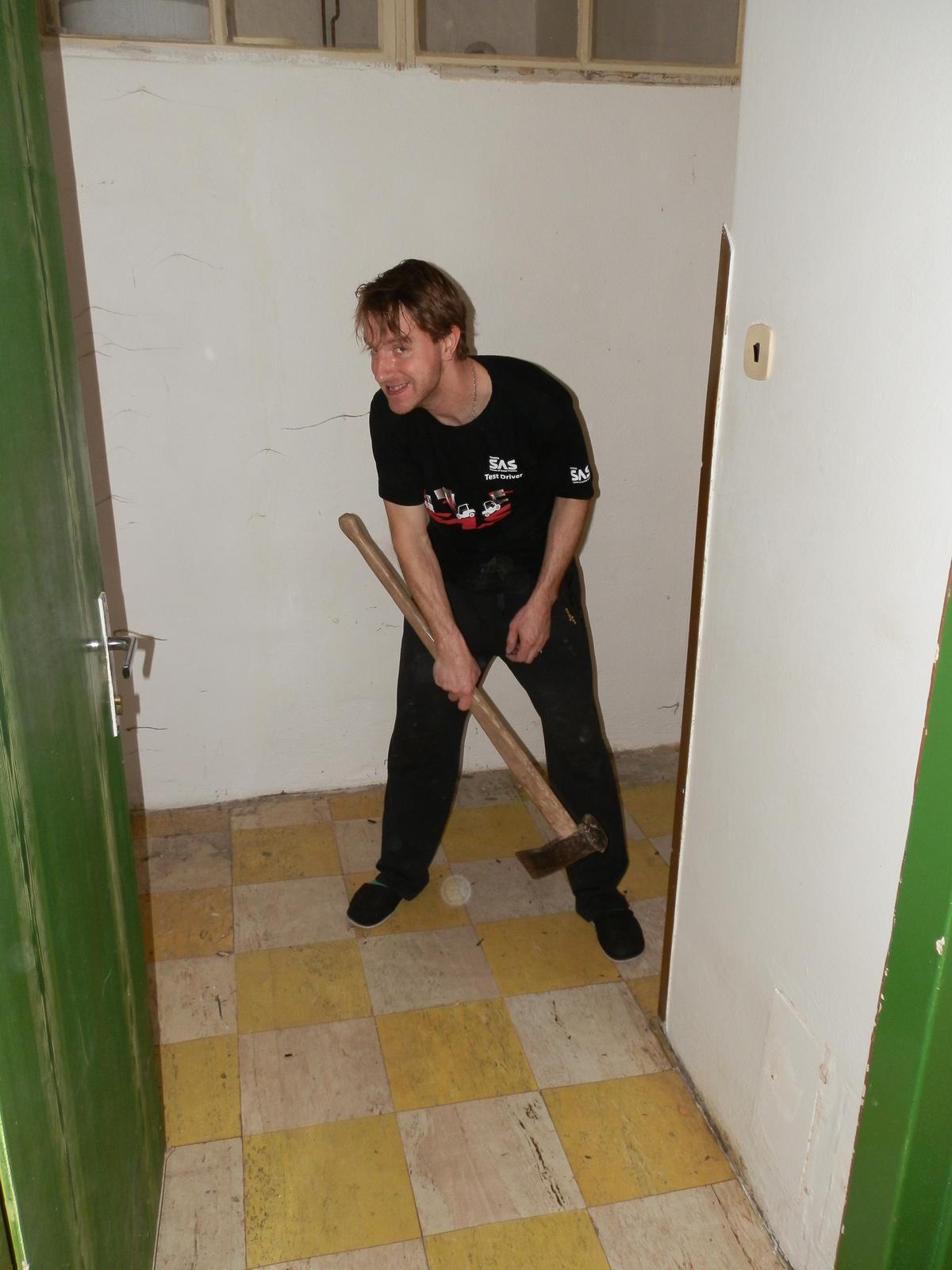 Náš byt v domě- rekonstrukce - Obrázek č. 12