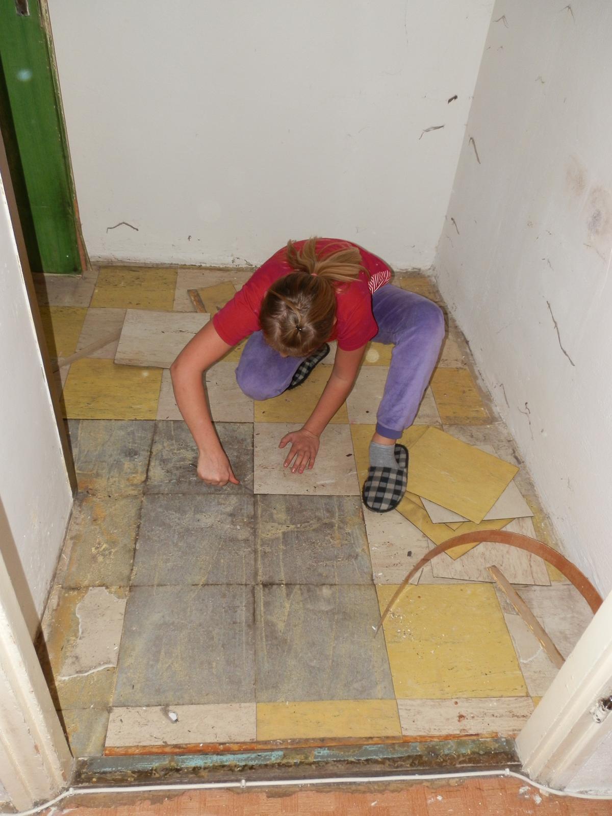 Náš byt v domě- rekonstrukce - Obrázek č. 16