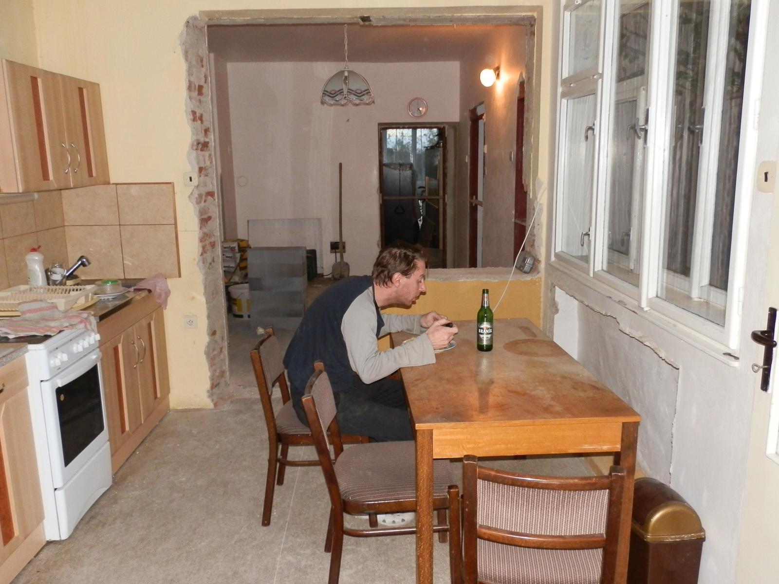 Náš byt v domě- rekonstrukce - Obrázek č. 21