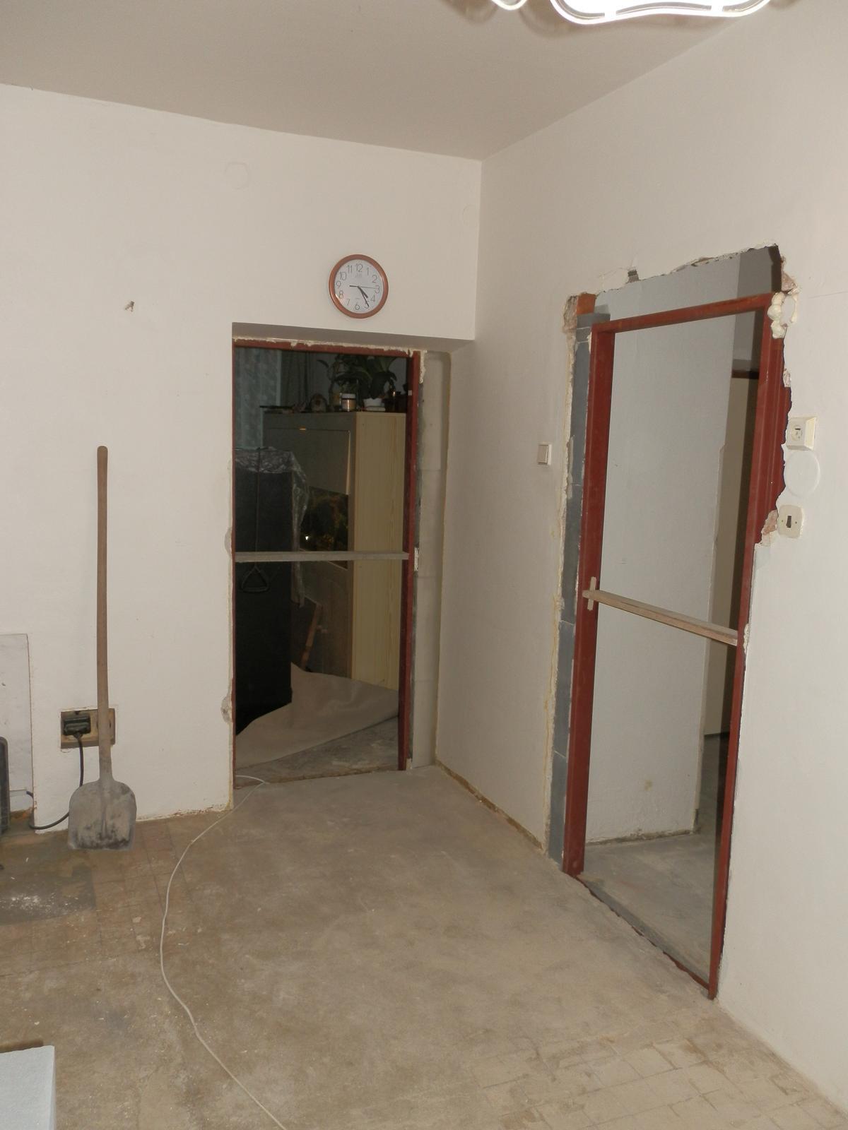 Náš byt v domě- rekonstrukce - Obrázek č. 22