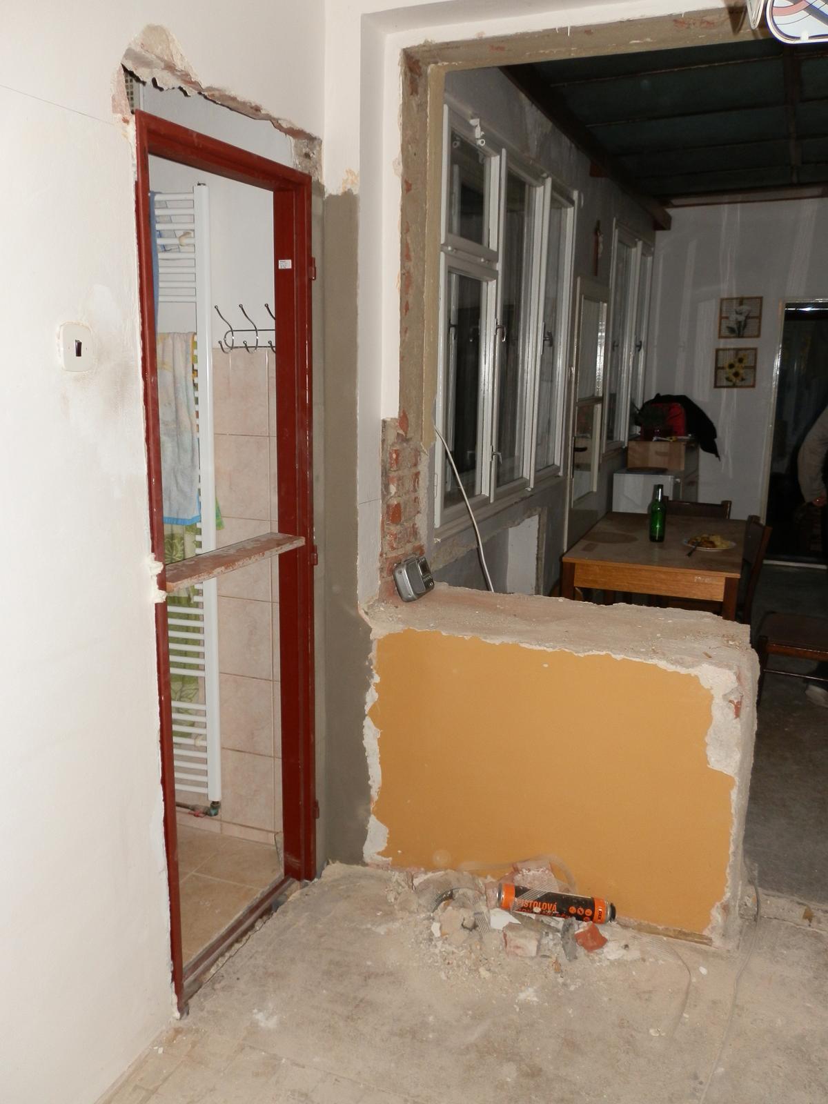 Náš byt v domě- rekonstrukce - Obrázek č. 23