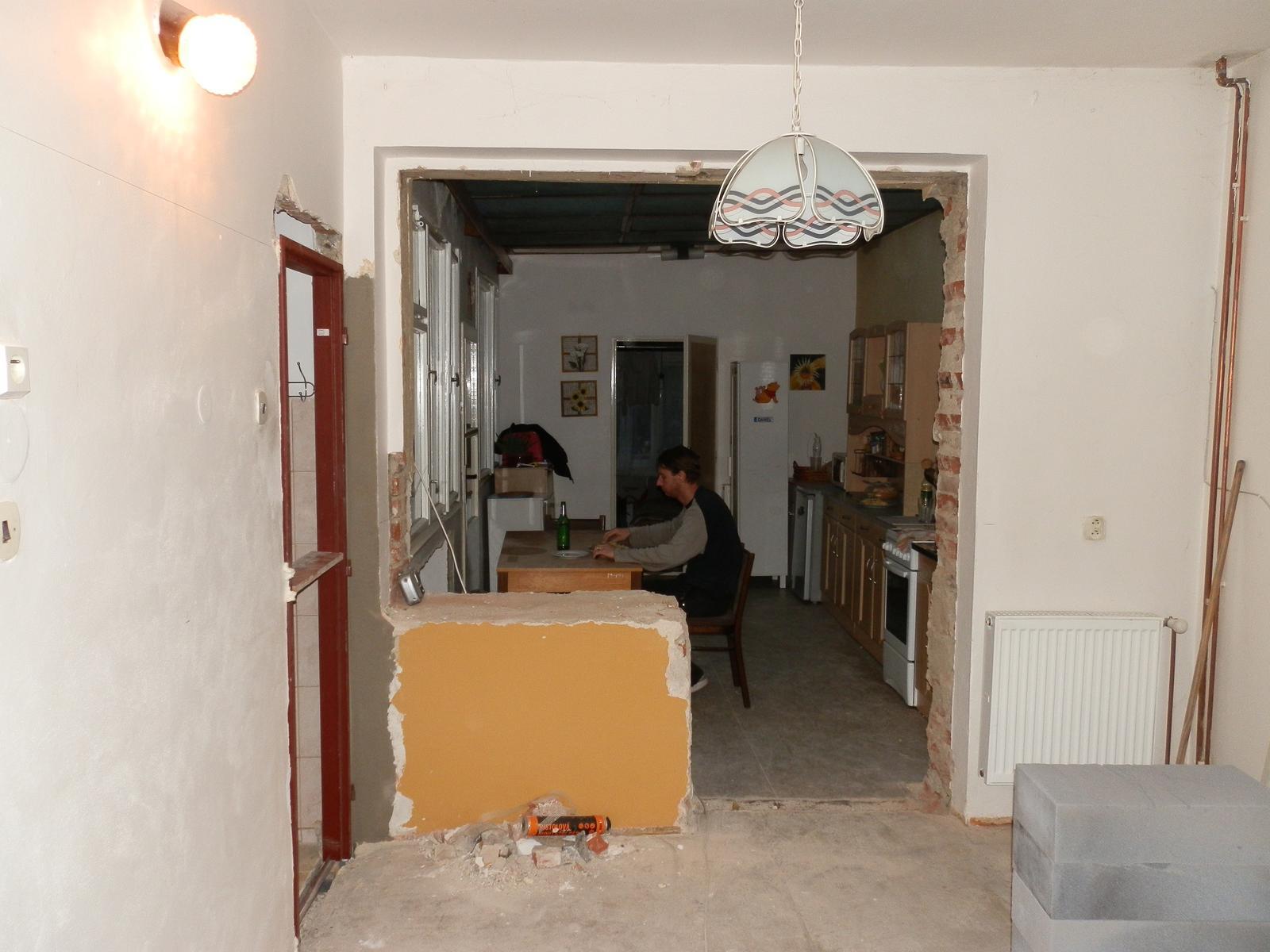 Náš byt v domě- rekonstrukce - Obrázek č. 24
