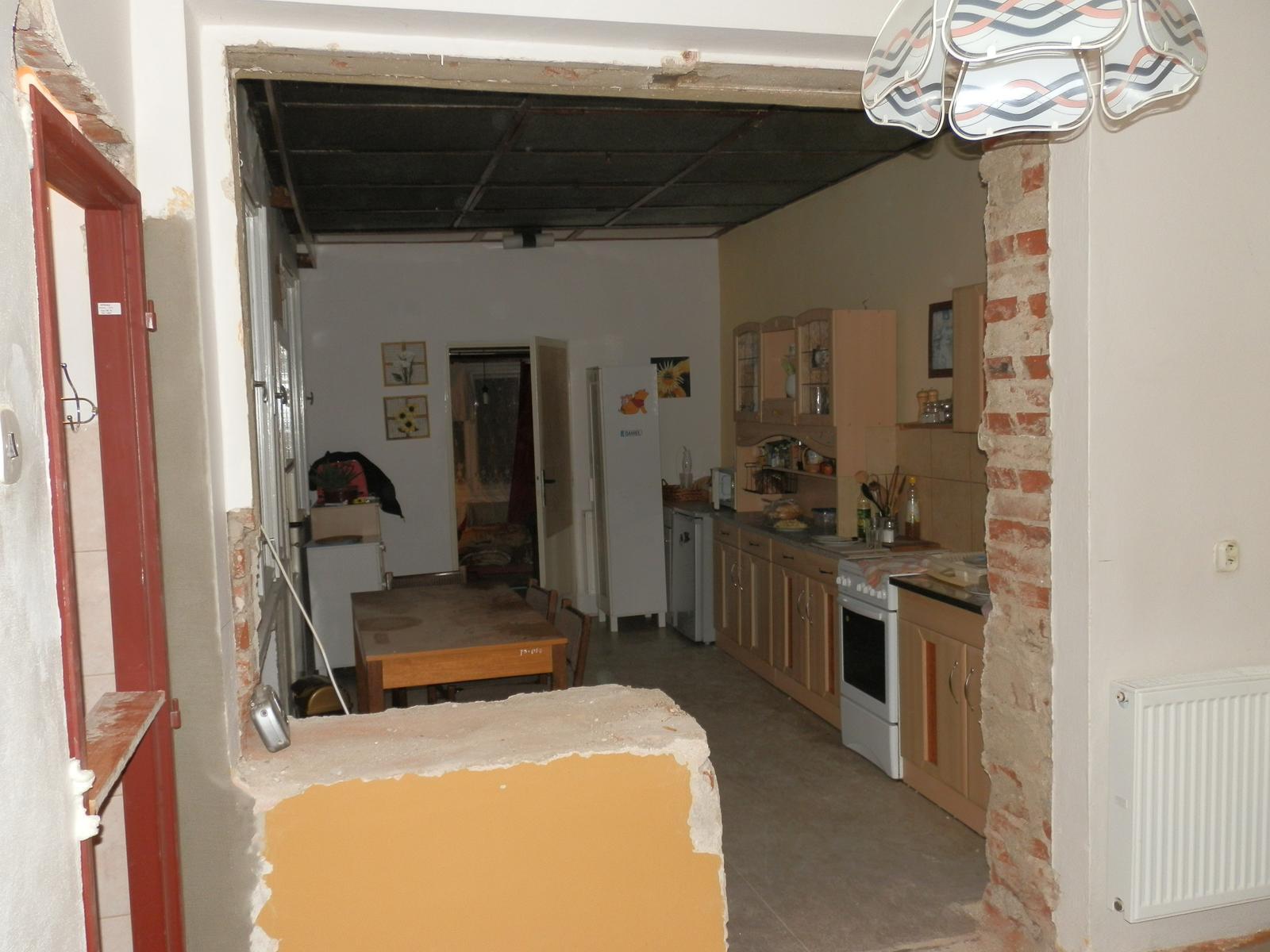 Náš byt v domě- rekonstrukce - Obrázek č. 29