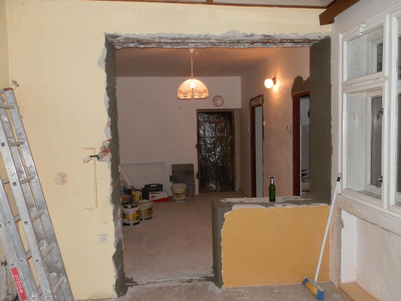 Náš byt v domě- rekonstrukce - Obrázek č. 30