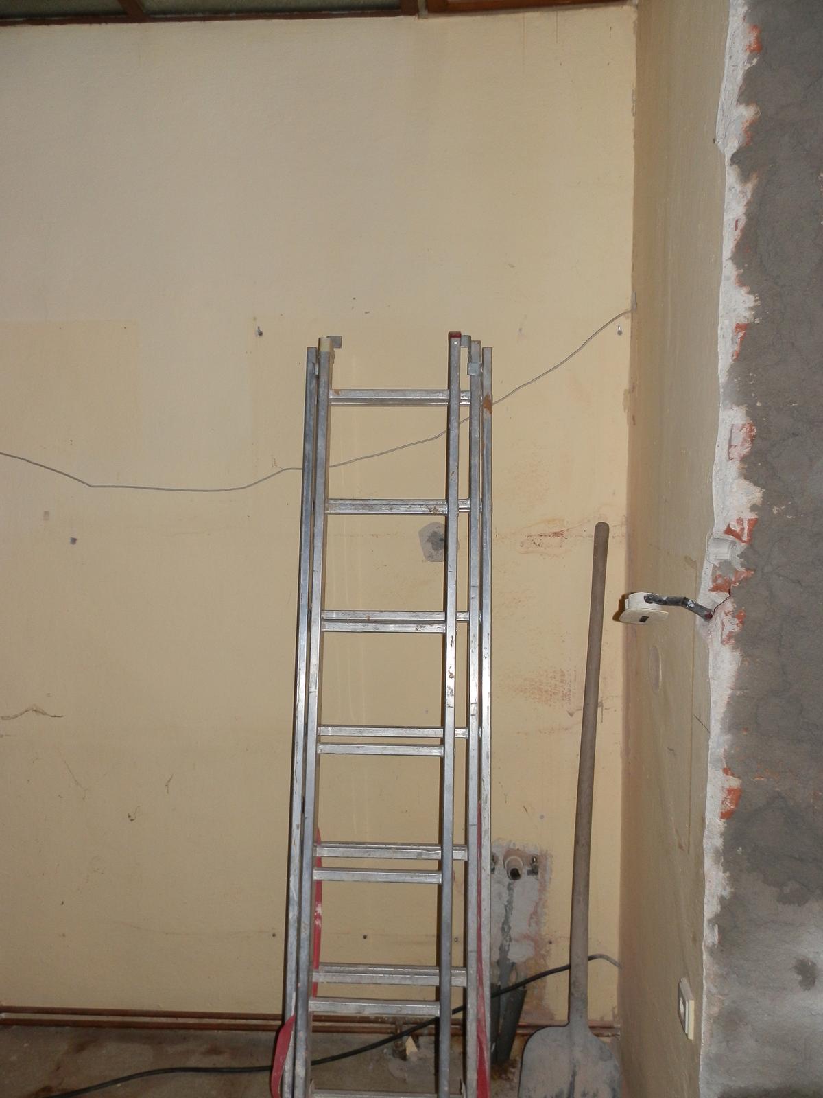 Náš byt v domě- rekonstrukce - Obrázek č. 32
