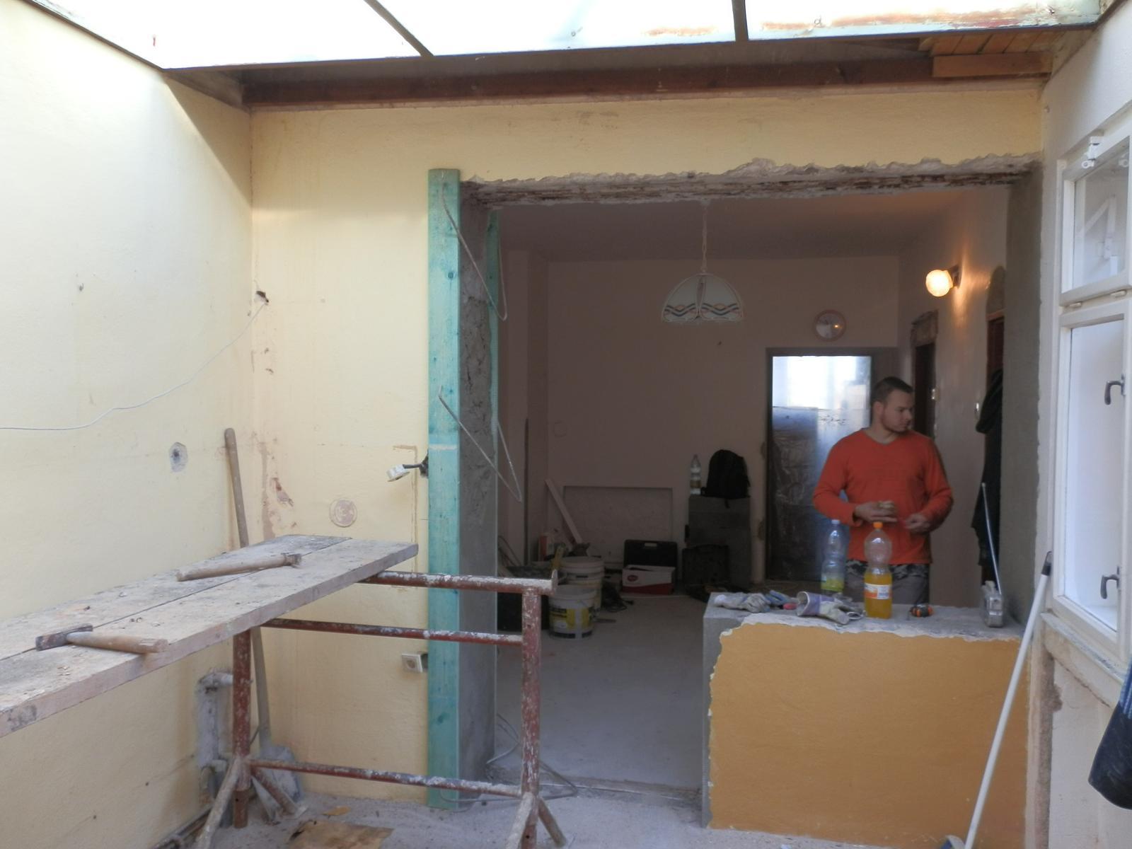 Náš byt v domě- rekonstrukce - Obrázek č. 37