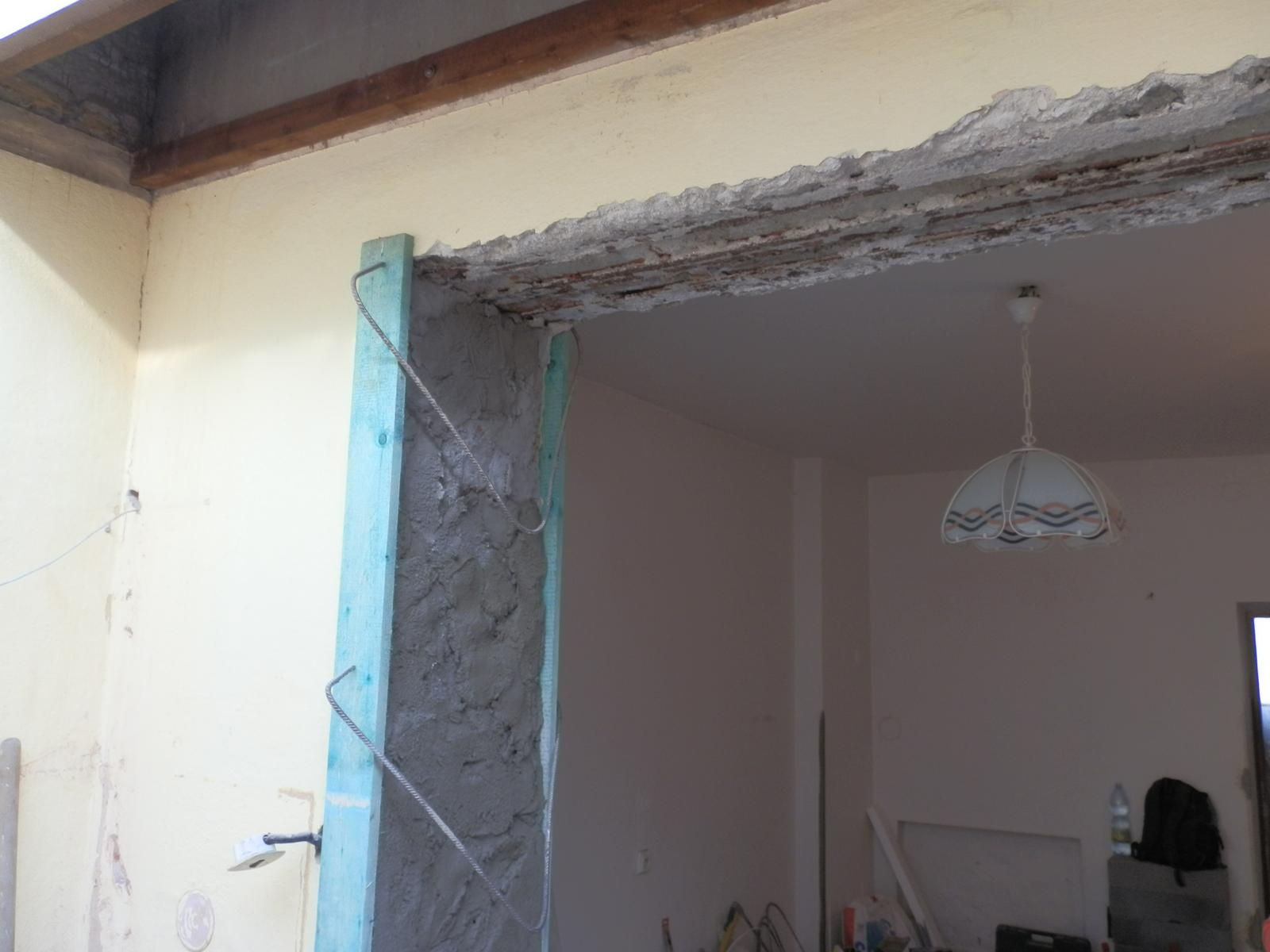 Náš byt v domě- rekonstrukce - Obrázek č. 39