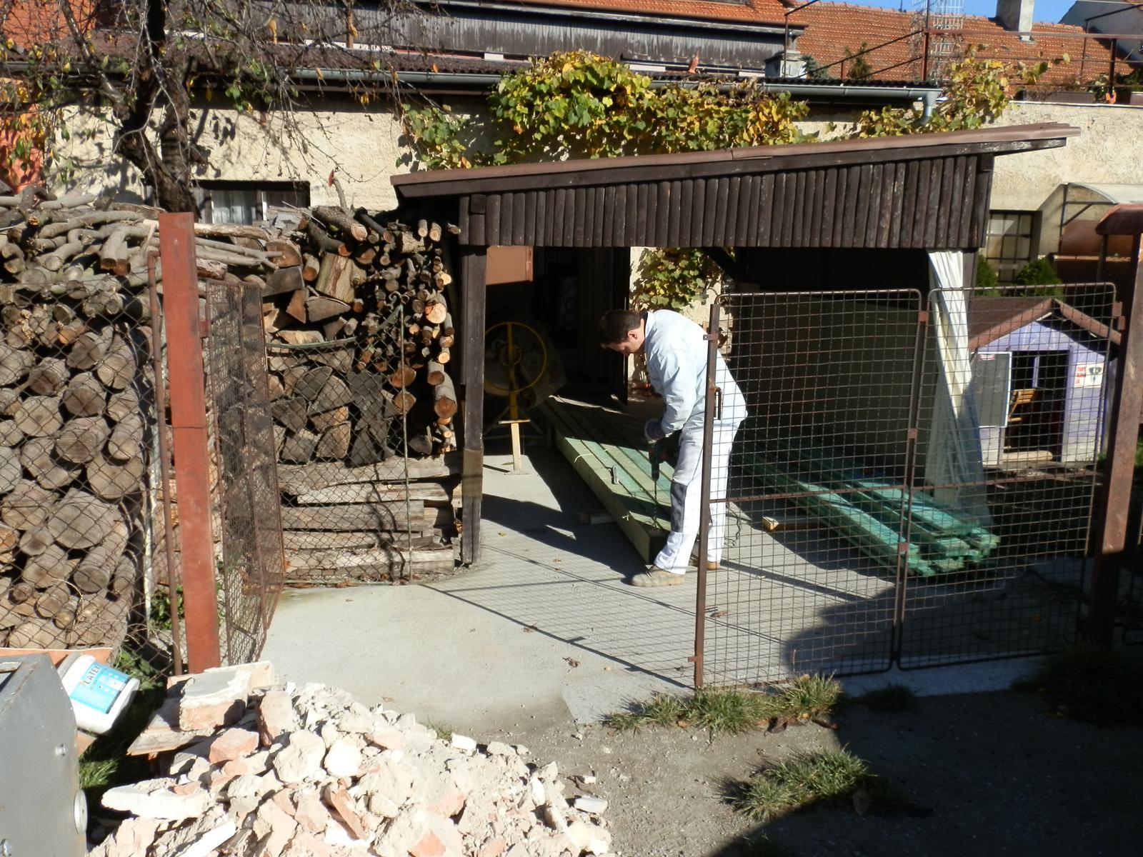 Náš byt v domě- rekonstrukce - Obrázek č. 52