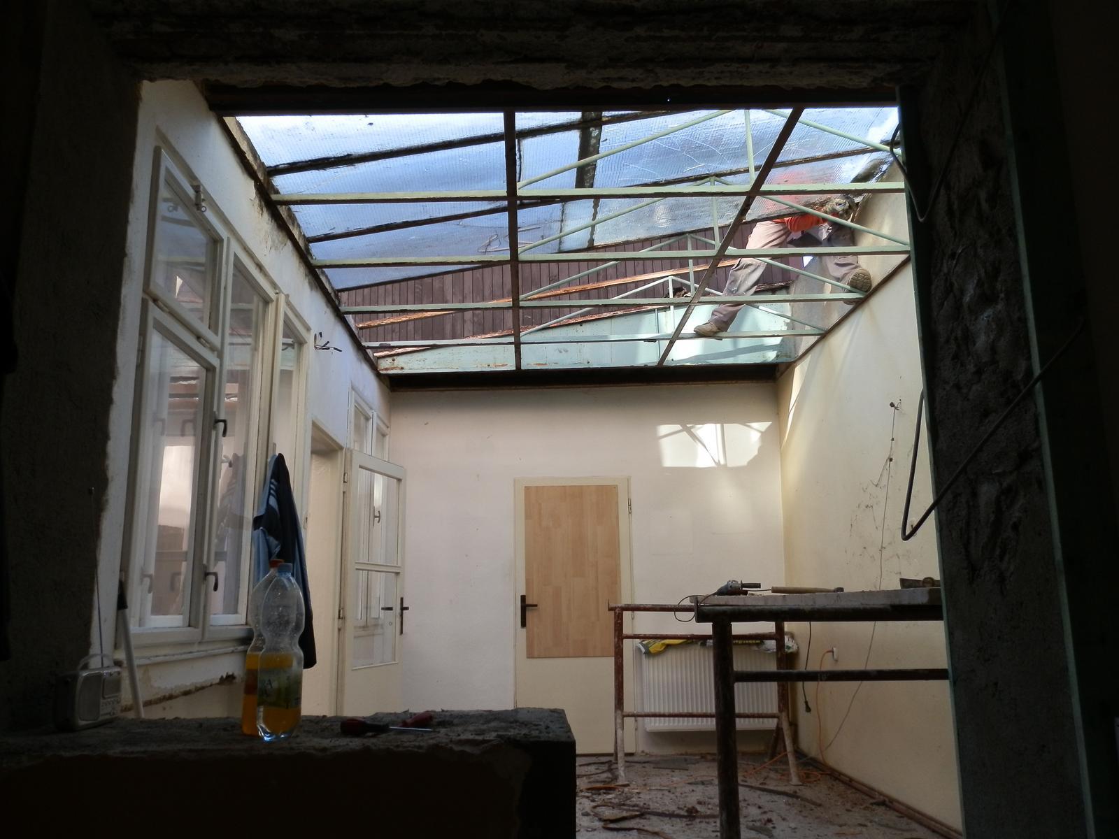 Náš byt v domě- rekonstrukce - Obrázek č. 55