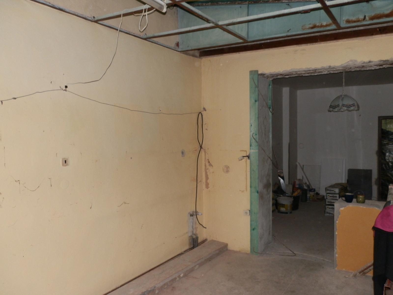Náš byt v domě- rekonstrukce - Obrázek č. 67