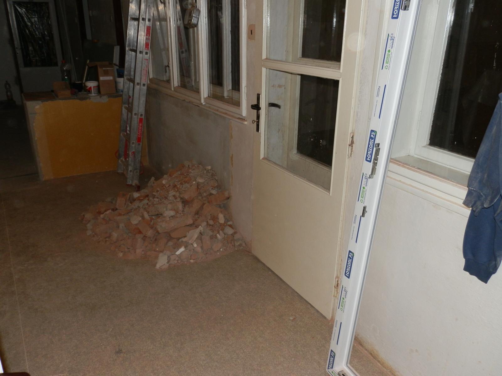 Náš byt v domě- rekonstrukce - Obrázek č. 88