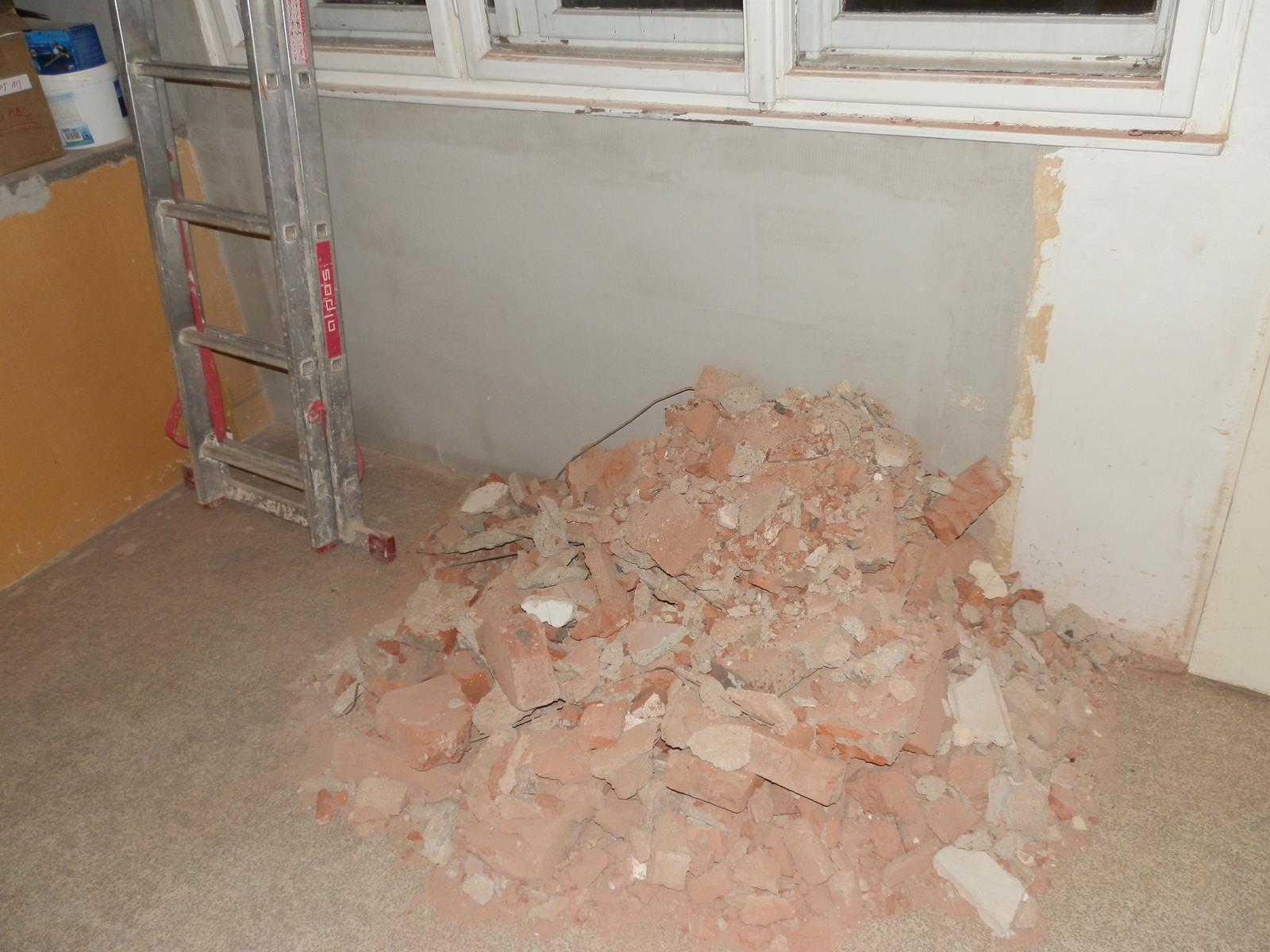 Náš byt v domě- rekonstrukce - Obrázek č. 91