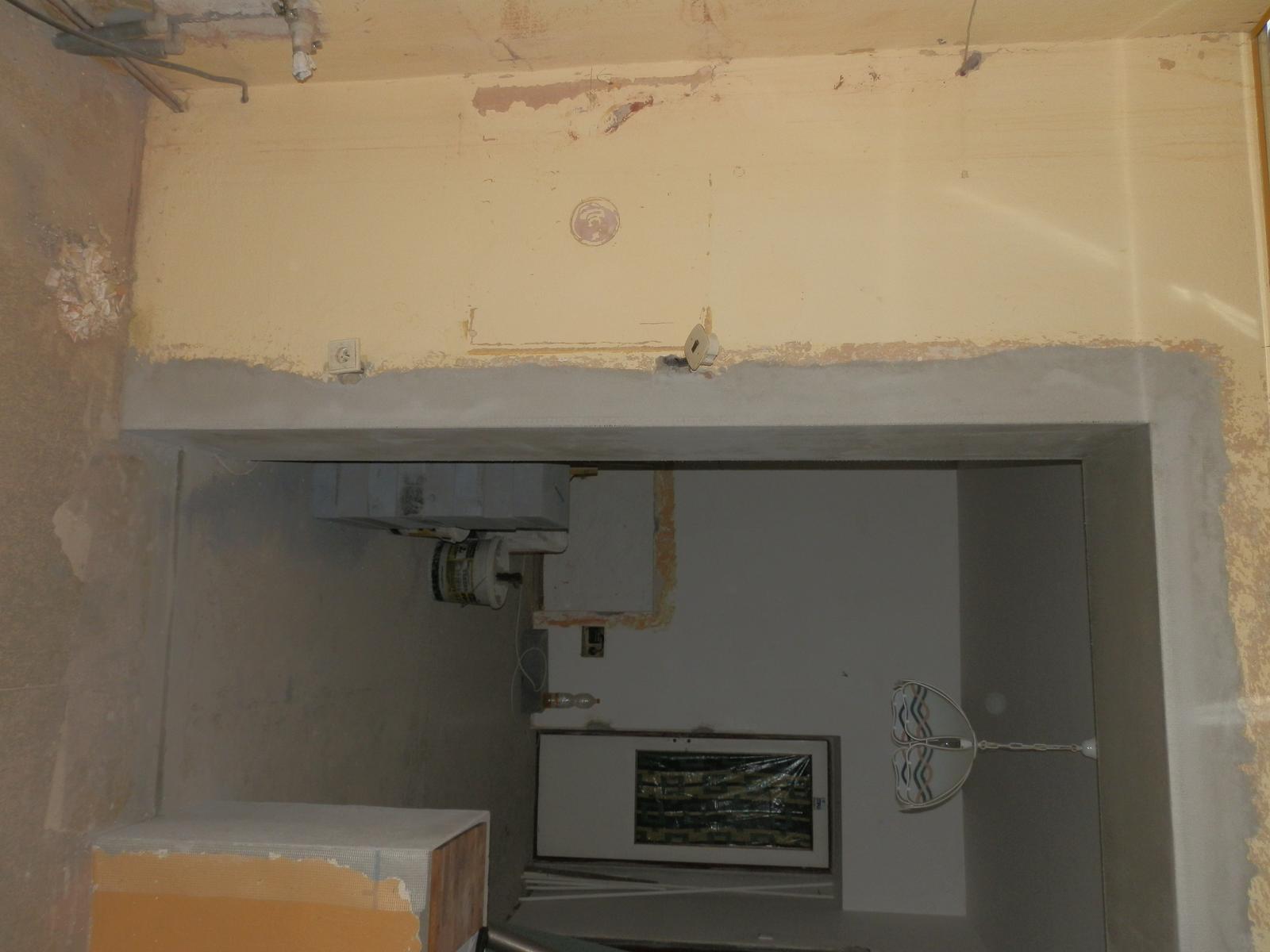Náš byt v domě- rekonstrukce - Obrázek č. 92