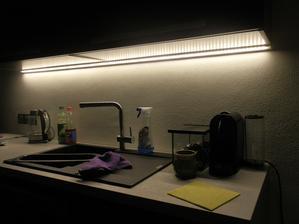 LED pásek..elektrikář řekl jedině to:)
