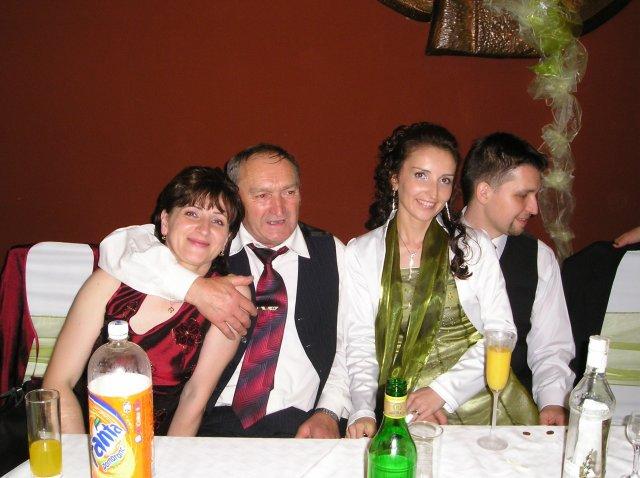 Danka Suchá{{_AND_}}Marcel Frankovič - moji rodicia
