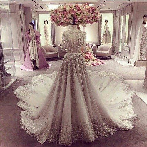 Šaty pre princeznú - najlepší svadobný salón Slove... f2da442817