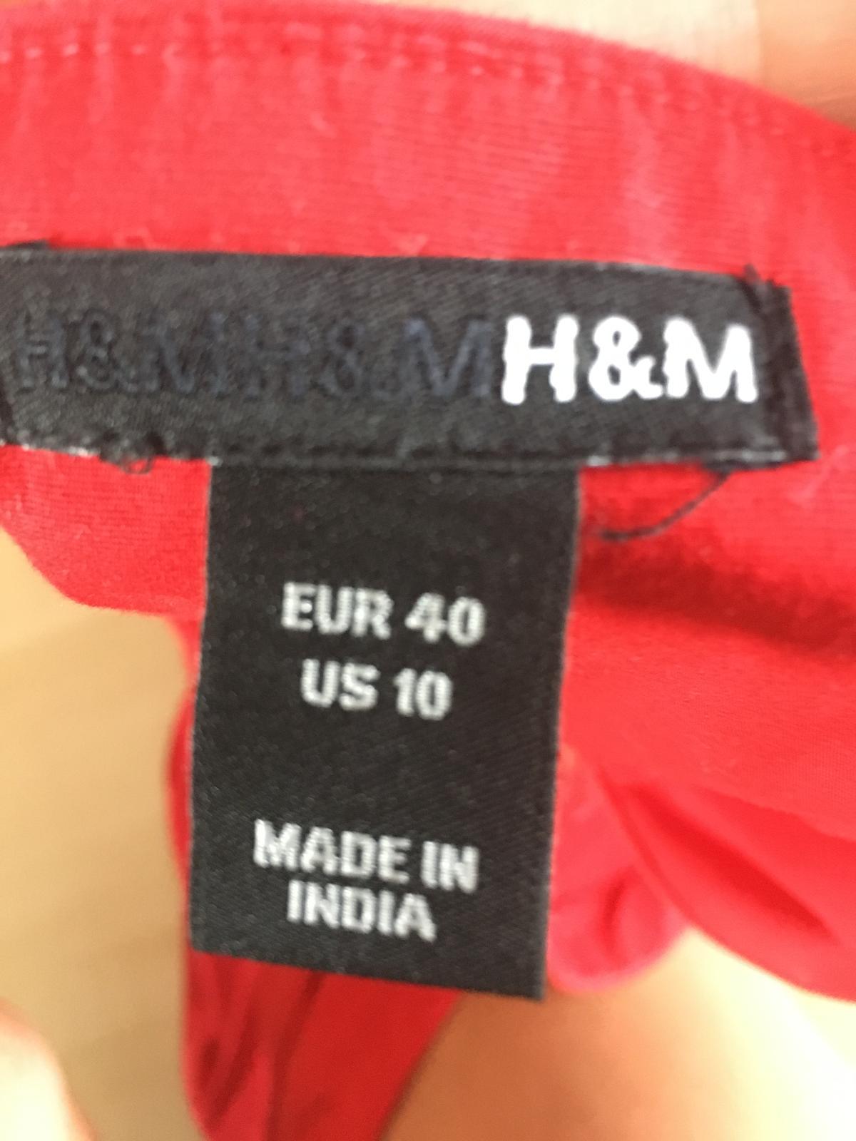 H&M šaty - Obrázok č. 4