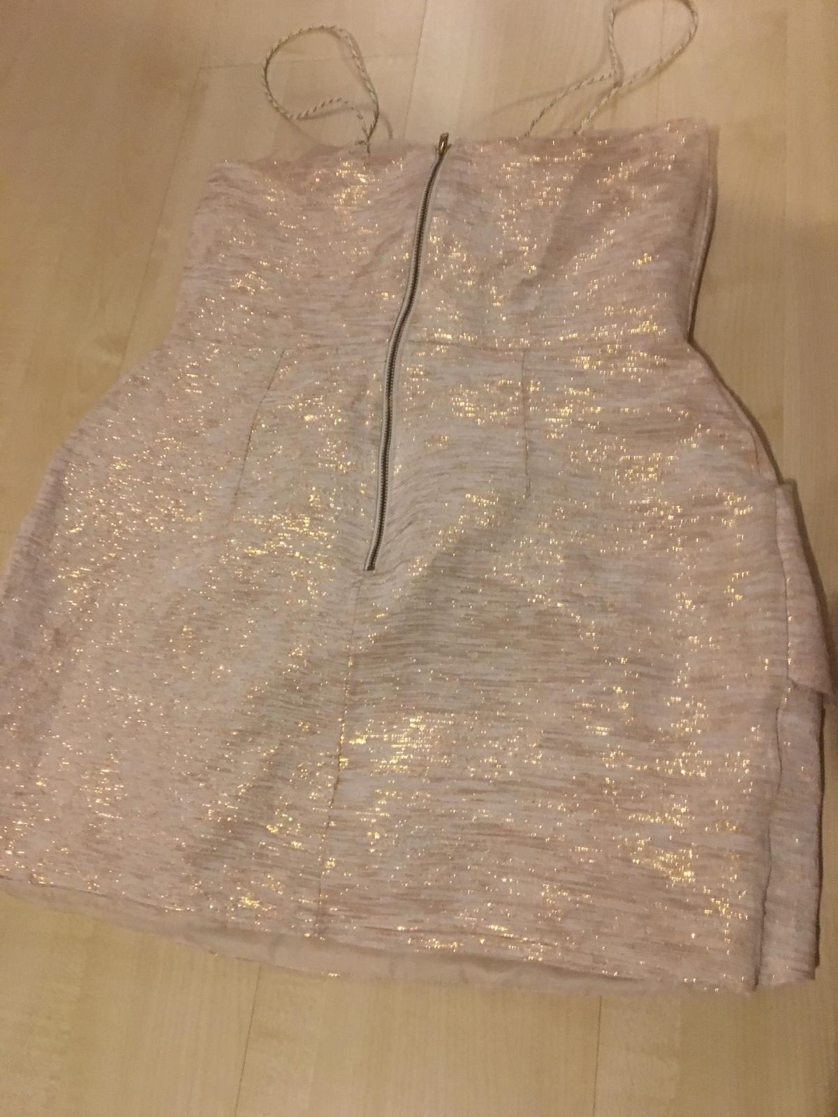 Jane Norman šaty - M - Obrázok č. 3