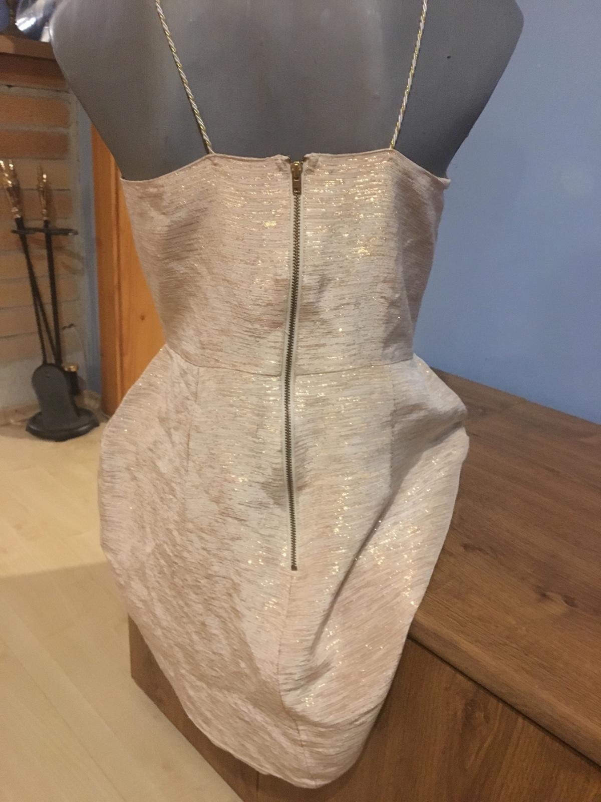 Jane Norman šaty - M - Obrázok č. 4