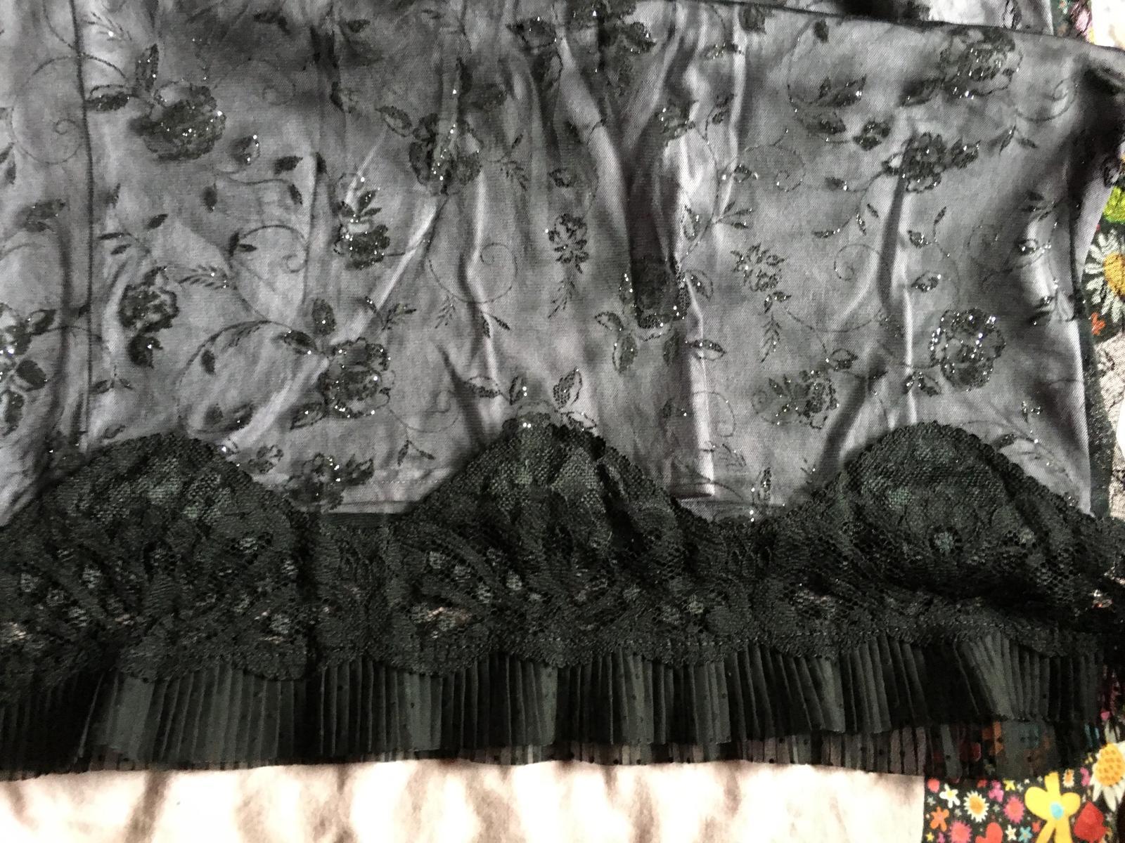 Morgan čipkovaná sukňa - Obrázok č. 2