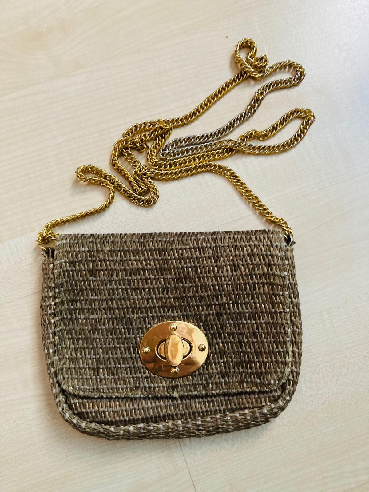 HM mini kabelka s retiazkou - Obrázok č. 1