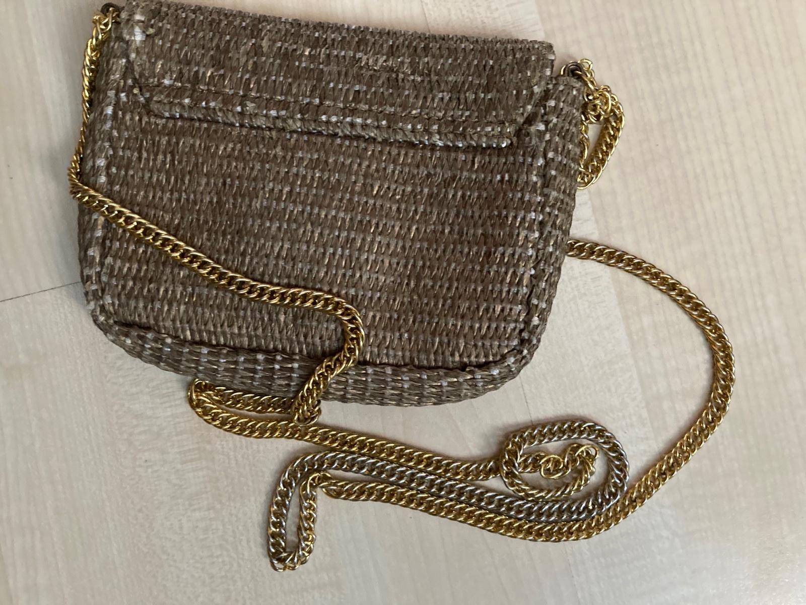 HM mini kabelka s retiazkou - Obrázok č. 3