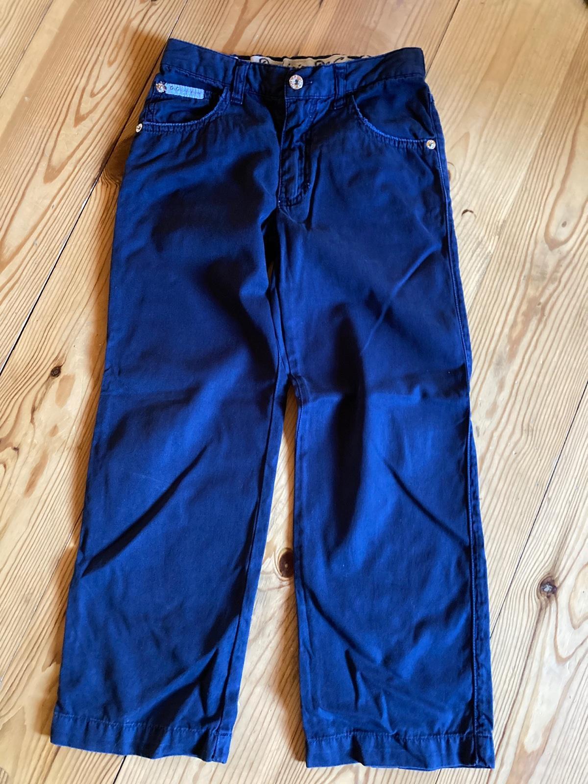 D&G Junior chlapčenské nohavice - Obrázok č. 1