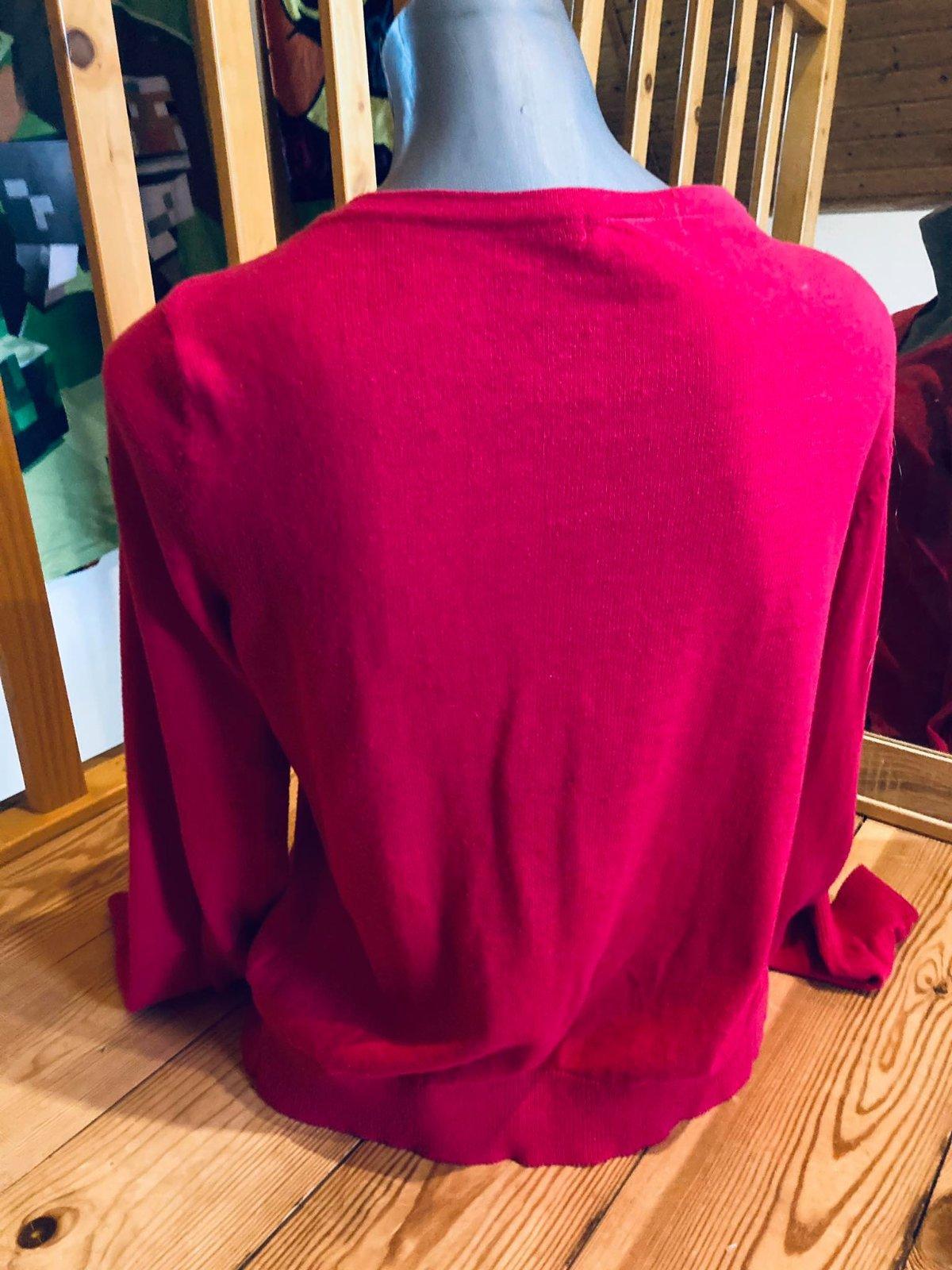 HM sýto ružový svetrík - Obrázok č. 2