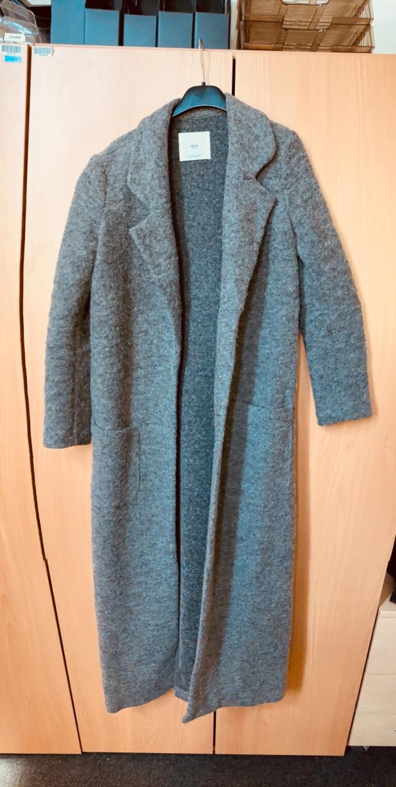 Mango maxi kabát - S/XS - Obrázok č. 1