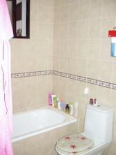 koupelka v ložnici