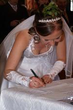 prvý podpis novým priezviskom :-)