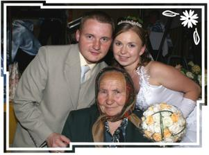 moja milovaná babka