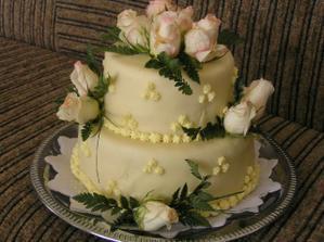 na dort jsme úplně zapoměli......