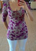 Tričko s ružami - Orsay, 38