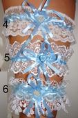 Modro-biele podväzky, 38