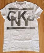 Elastické tričko Calvin Klein, M