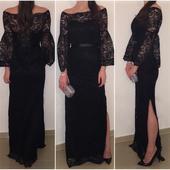 Čipkové spoločenské šaty Koton, XS